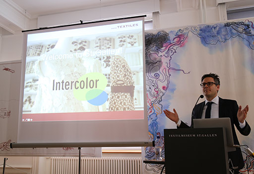 Intercolor Congress in Switzerland, may 2015